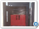 Goods Lift Reduces Risks and Increases Efficiency London