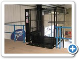 Goods Lift installed in Essex