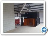 Mezzanine Goods Lifts Hydraulic Surrey