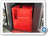Bespoke Hydraulic Goods Lift London