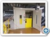 Industrial Mezzanine Goods Lifts Rushden