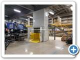 Industrial Warehouse Mezzanine Goods Lifts Rushden