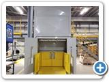 Mezzanine Goods Lifts Rushden