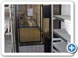 Mezz Lift, 250kg installed  Newport Pagnel