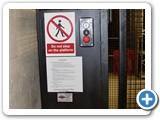 Upper Level Goods Lift installed  Newport Pagnell, Milton Keynes