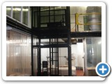 Mezz Lift installed in Halstead Essex