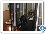 Mezz Lift installed in Halstead