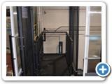 Manaul Handling Solutions Mezz Lift installed in Halstead Essex
