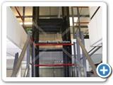 Deben UK Ltd Small Waist Height Goods Lift from Manaul Handling Soltuions