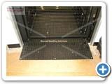 MHS Comma Oil Double Pallet Goods Lift 500 kg Capacity