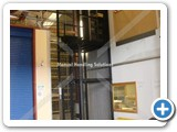 Manual Handling Solutions Comma Oil Double Pallet Goods Lift 500 kg Capacity