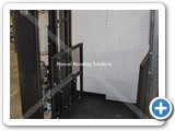 Manual Handling Solutions Pallet Double Goods Lift 500 kg Capacity Comma Oil