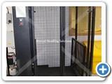 MHS Pallet Double Goods Lift 500 kg Capacity Comma Oil