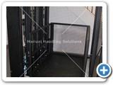 MezzLift installed at GCI SmartBunker 500kg by MHS