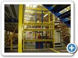 Bespoke 500kg Mast Design Goods Lift