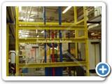 Bespoke 500kg Mast Design Goods Lift by MHS