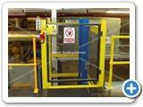 Bespoke 500kg Mast Design Goods Lift from Manual Handling Solutions
