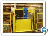 Bespoke 500kg Mast Design Goods Lift from MHS