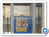 Mezzanine Goods Floor Lift