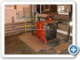 Bay Lift installed for Lamb Weston Meijer (UK) Ltd, Weasenham Lane, Wisbech, Cambs