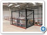 Manual handling Solutions Goods Lift 1000kg