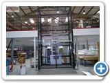 Goods Lift 1000kg installed in Willesden, London