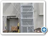 goods lift galvanised 2000kg
