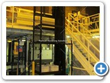 Goods Lift - Waist Height – Hand Loaded installed by MHS