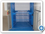 Goods Lift with 300kg SWL Capacity from Manual Handling Solutions