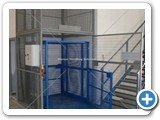 Goods Lift with 300kg SWL Capacity from MHS