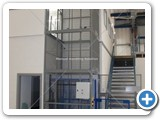 Goods Lift with 300kg SWL Capacity installed in Hayes Middlesex