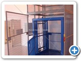 Goods Lift with 300kg SWL Capacity installed in Basingstoke