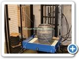Cellar Lift with Roller Conveyor
