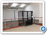 mezz lift hydraulic norfolk