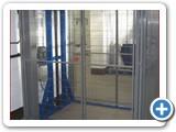 Mezzanine Floor Lift, Goods Lift, Masteroast Peterborough