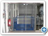 Mezzanine Floor Lift, Goods Lift, Peterborough