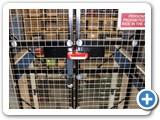Goods Lifts Gate Locks