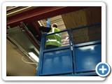 Mezzanine Goods Floor Lifter