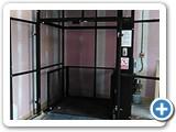 Goods Lift installed in Edinburgh Scotland