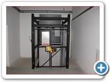 Goods Lift installed Auchinleck