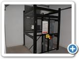 Goods Lift installed Auchinleck by MHS