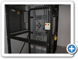 Goods Lift installed Auchinleck by Manual Handling Solutions