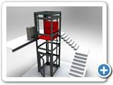 Goods Lift 3D