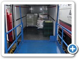 Loading Bay Lift Table by Manual Handling Solutions