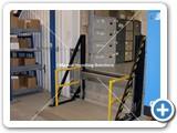dock loading equipment