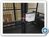 Goods Lift Interlock Gates
